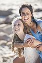 Friends having fun on the beach - ZEF002473