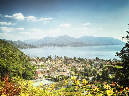 maccagno, italy, lago maggiore, lake, vista, summer, - DSCF000163