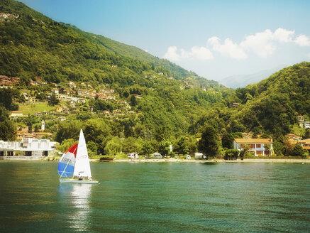 maccagno, italy, lago maggiore, lake, vista, summer, - DSCF000165