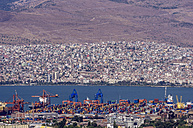 Turkey, Izmir, Aegean Region, Container harbour - THAF000829