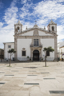 Portugal, Algarve, Lagos, Church Igreja de Santa Maria - KBF000235