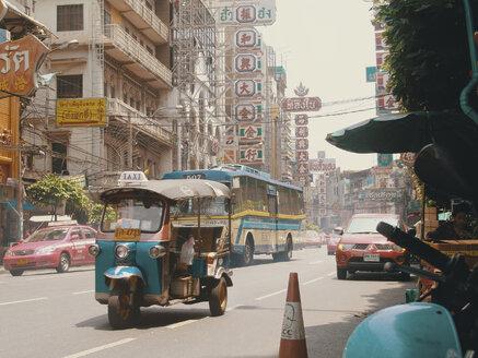 thailand, bangkok, street, traffic - DSC000176