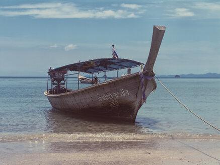thailand, phuket, boat, ocean - DSC000181