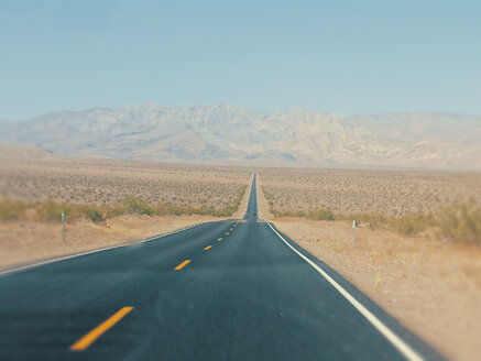 usa, death valley, road, desert, street - DSCF000187