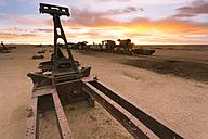 Bolivia, Potosi department, Train cemetary - FPF000001