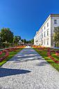 Austria, Salzburg, Mirabell Palace and Mirabell Garden - AM003156