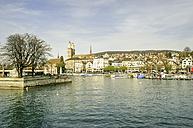 Switzerland, Zurich, old town - PUF000228