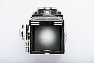 Analog Camera, Rolleiflex 2,8 E, Waist-level finder - GUF000032