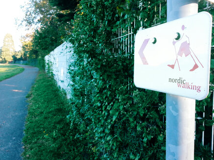 Nordic Walking path - ALF000246