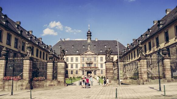 Germany, Hesse, Fulda, Fulda Castle - PU000266