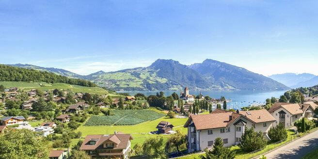 Switzerland, Spiez Castle - PUF000279