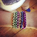 Boy with loom bracelets - LVF002217