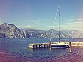 Italy, Brenzone sul Garda, Lake Garda - LVF002221