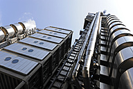 UK, London, Lloyd's of London building - MIZF000645