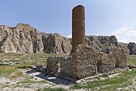 Turkey, Van Province, Van, view to old ruin of a mosque - SIEF006245