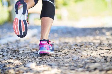 Legs of jogging woman - ZEF002098