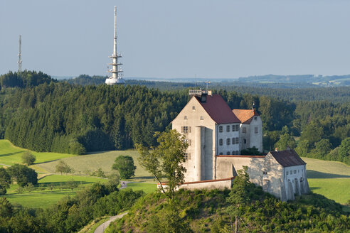 Germany, Baden-Wuerttemberg, Ravensburg, Waldburg Castle - SHF001590