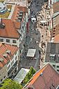 Germany, Baden-Wuerttemberg, Ulm, pedestrian area - SHF001627