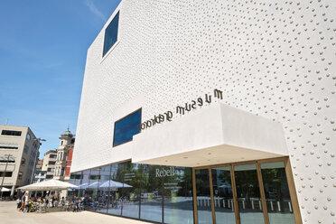 Austria, Vorarlberg, Bregenz, vorarlberg museum - SH001655
