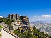Italy, Sicily, Province of Trapani, Erice, Castello di Venere - AM003290
