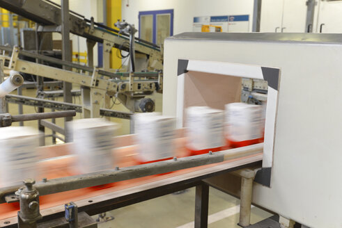 Production line with refined sugar - LYF000375