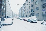 Winter in Munich - BRF000826