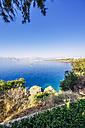 Turkey, Turkish Riviera, View to costal city Antalya - THAF000981