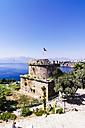 Turkey, Antalya, Kaleici, View of the Castle - THAF001000