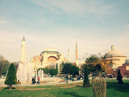 Hagia Sophia, Istanbul, Turkey - RIMF000307