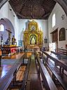 Spain, Canary Islands, La Palma, Santa Cruz de la Palma, abbey Convento de San Francisco - AM003387