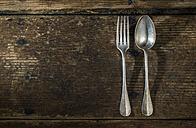 Old fork and spoon - DEGF000007