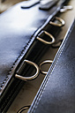 Close up of hippotherapy belt - TCF004358