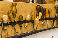 Tool board in saddlery - TCF004397