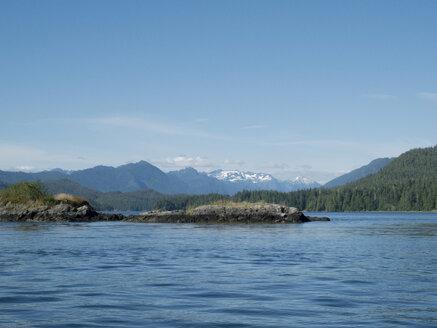 Canada, British Columbia, Vancouver Island, landscape at Tofino - HLF000809