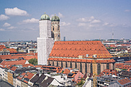 Germany, Munich, Church of Our Lady - FLF000603