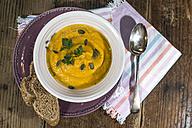 Pumpkin soup - DEGF000053