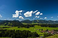 Germany, Bavaria, Illertal, Rubi near Oberstdorf - WGF000548