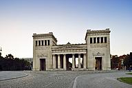 Germany, Bavaria, Munich, Propylaea at Koenigsplatz - BRF000883