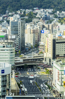 Japan, Kobe, cityscape - THAF001061