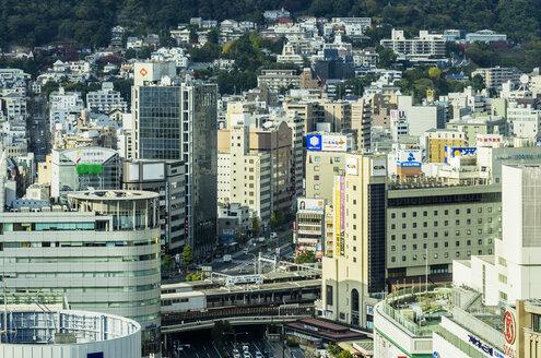 Japan, Kobe, cityscape - THAF001062