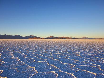 South America, Bolivia, Salar de Uyuni - SEGF000187