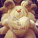 Teddy on a funfair - GWF003364