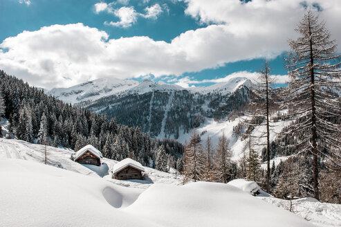 Austria, Salzburg State, Altenmarkt-Zauchensee, ski area - HHF005014