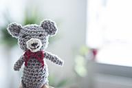 Handmade crochet bear - FLF000733