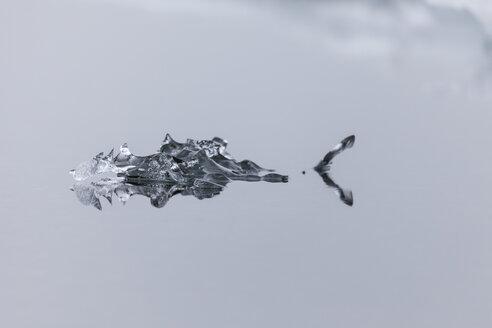 Iceland, Jokurlsarlon, glacier lake, glacial ice - ATAF000094