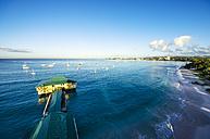 Caribbean, Antilles, Lesser Antilles, Barbados, Beach near Garrison - THAF001104