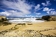 Caribbean, Antilles, Lesser Antilles, Barbados, Atlantic ocean and beach - THAF001112