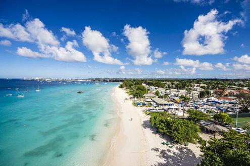 Caribbean, Antilles, Lesser Antilles, Barbados, Beach near Garrison - THAF001128