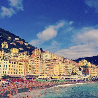 Italy, Liguria, Riviera di Levante, Camogli - GW003431