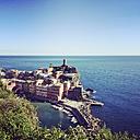 Italiy, Liguria, Cinque Terre, Vernazza - GWF003463